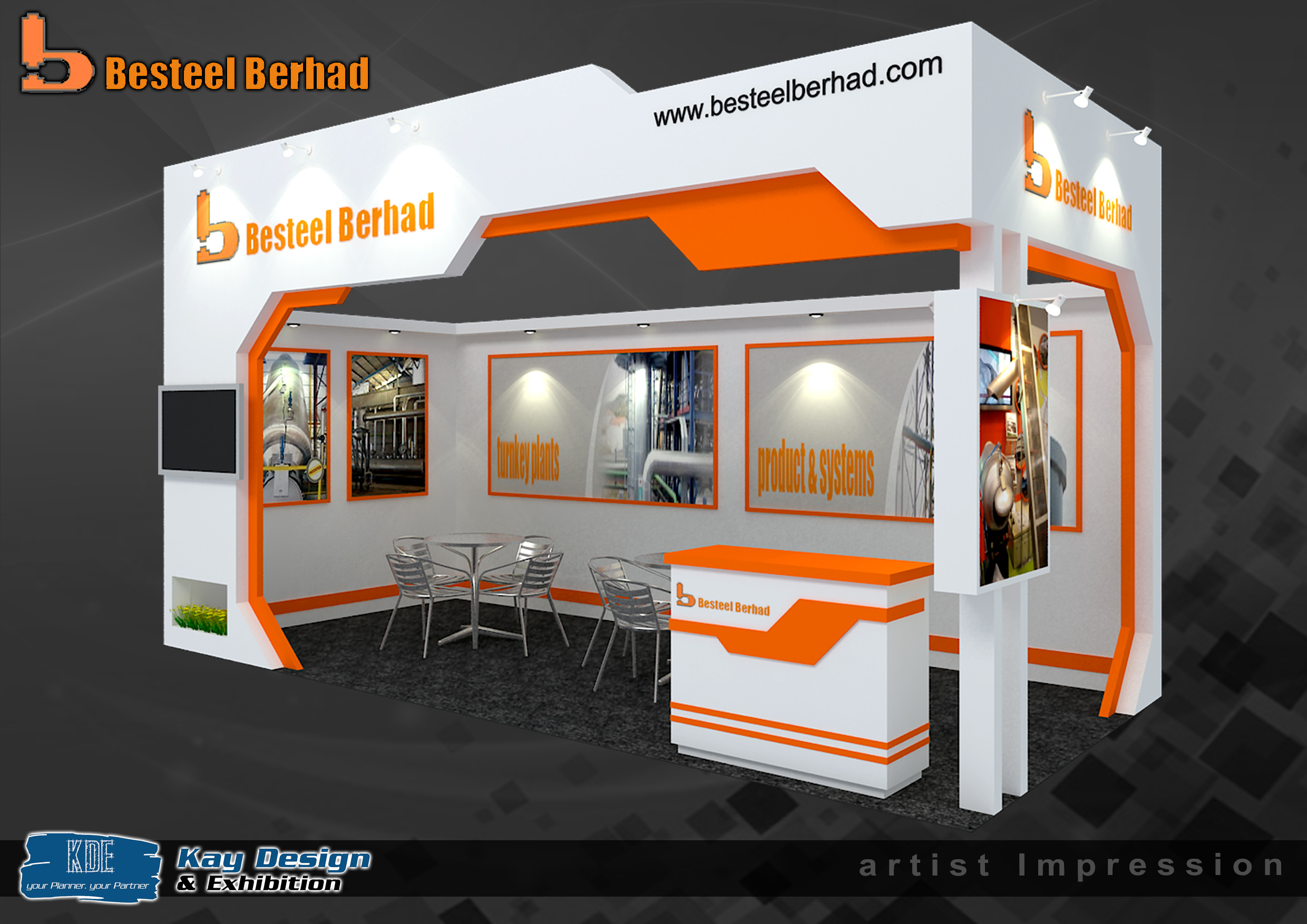 Exhibition Booth Requirements : Beststeel booth design best designer contractor