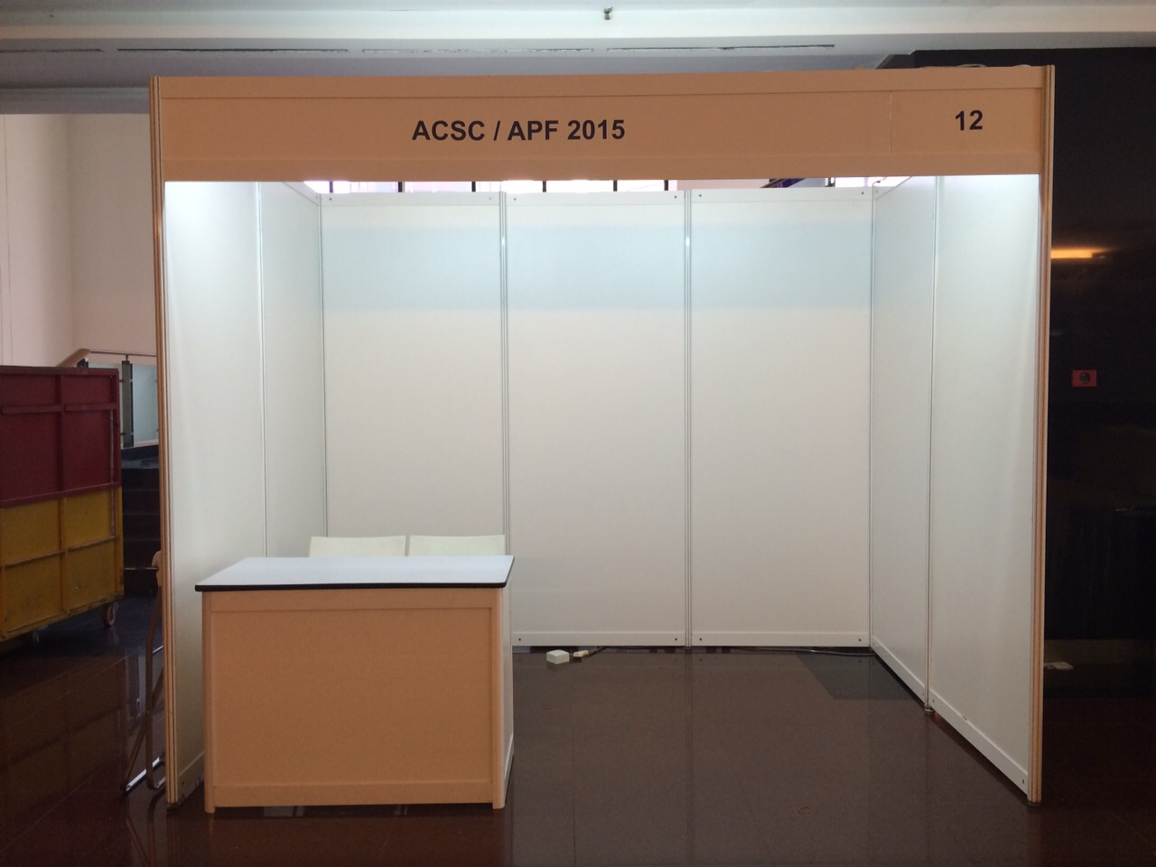 Exhibition Booth Supplier Sia : Malaysia conference organizer and event management invent